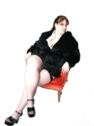 BBW Domina Angel