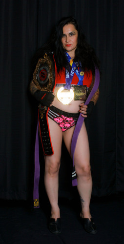 Anji sexy champion