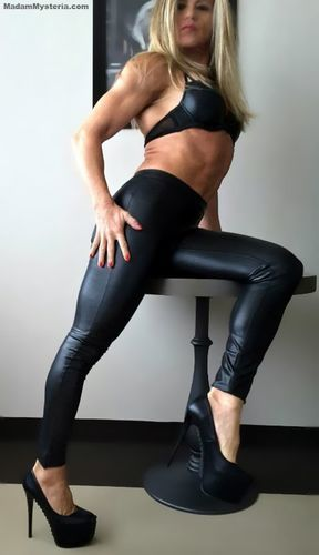 Leatherleggings