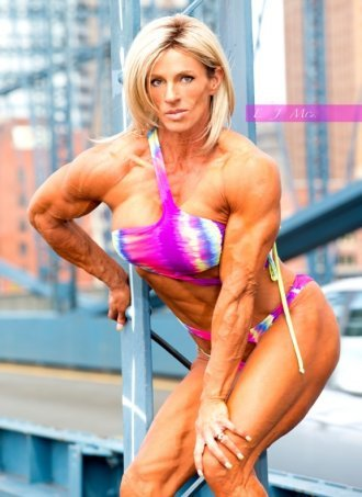 muscle diva dawn