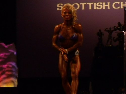 Scottish Strength and Muscle Divas