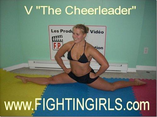 VTheCheerleader