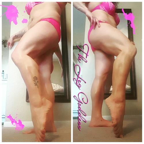 The Leg Goddess