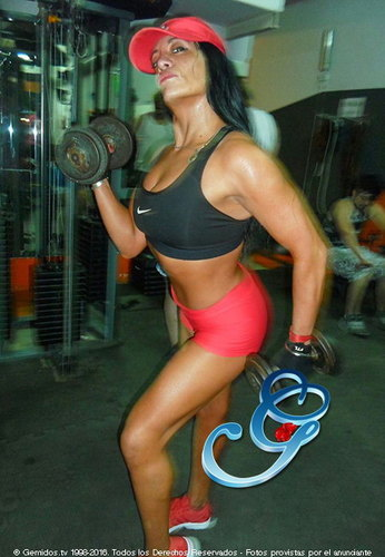 barby power muscular mistica