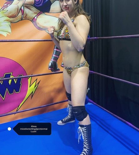 alexa wrestler